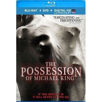 The Possession of Michael King [Blu-ray+DVD+UltraViolet]