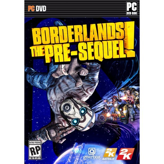 Borderlands: The Pre-Sequel (Steam)