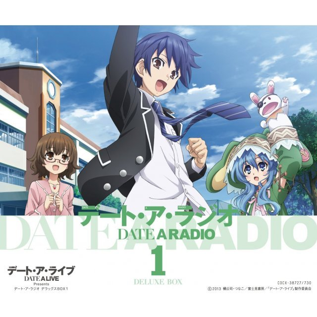 Date A Radio Deluxe Box Vol.1