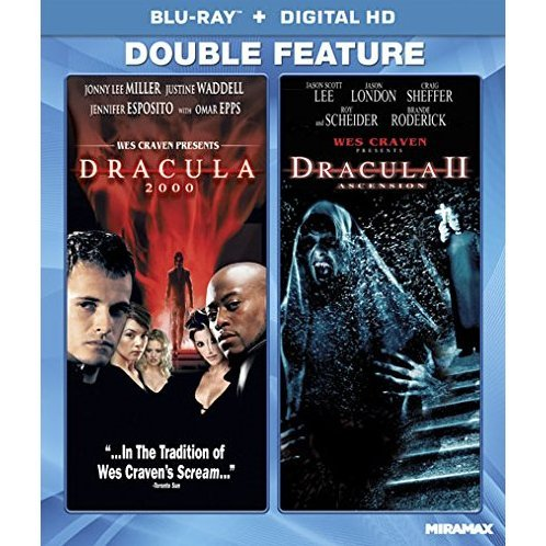 Dracula Double Feature: Wes Craven Presents Dracula 2000 / Wes Craven Presents Dracula II: Ascension