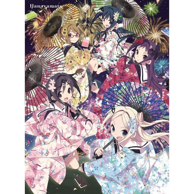 Hanayamata Vol.6 [Limited Edition]