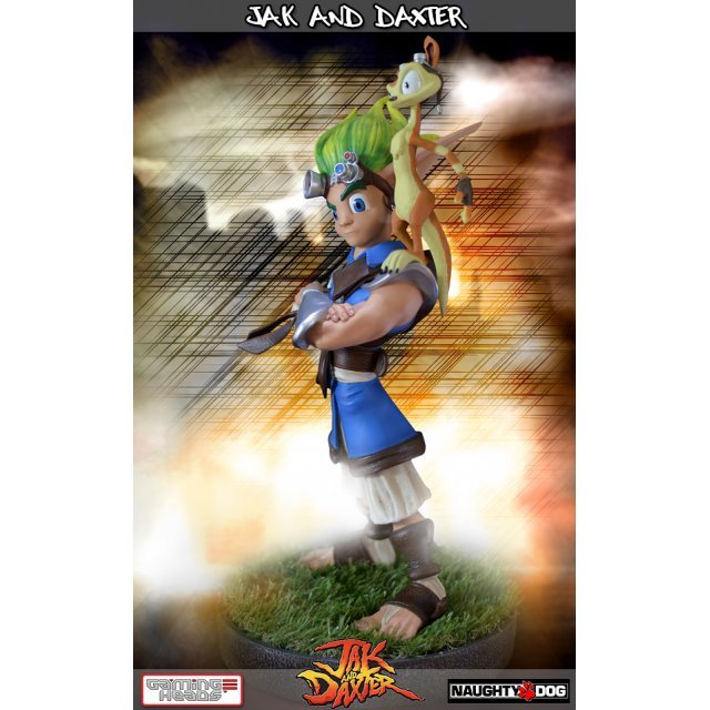 Jak and Daxter The Precursor Legacy: Jak and Daxter