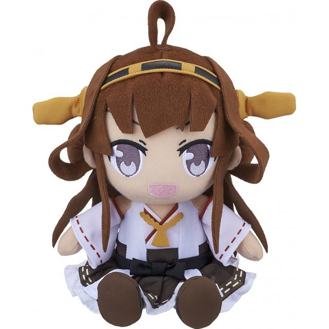 Kantai Collection Sitting Plush: Kongo (Re-run)