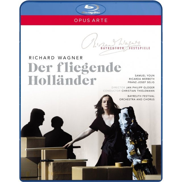Richard Wagner: Der Fliegende Hollander