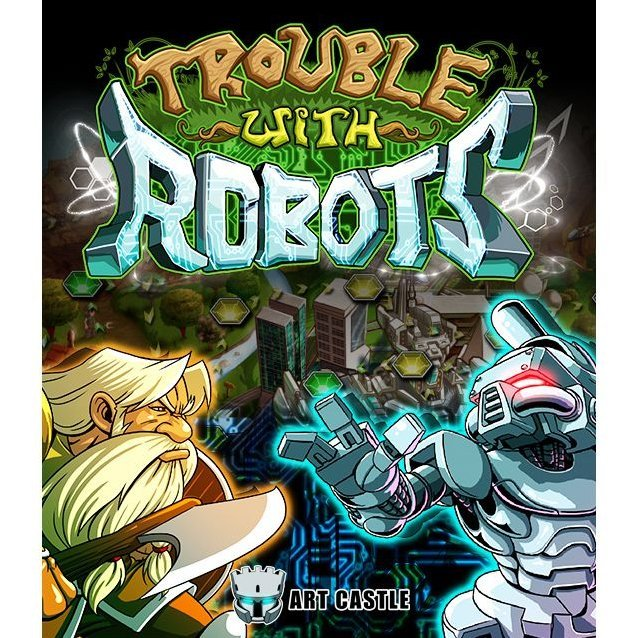 Trouble With Robots [iOS]