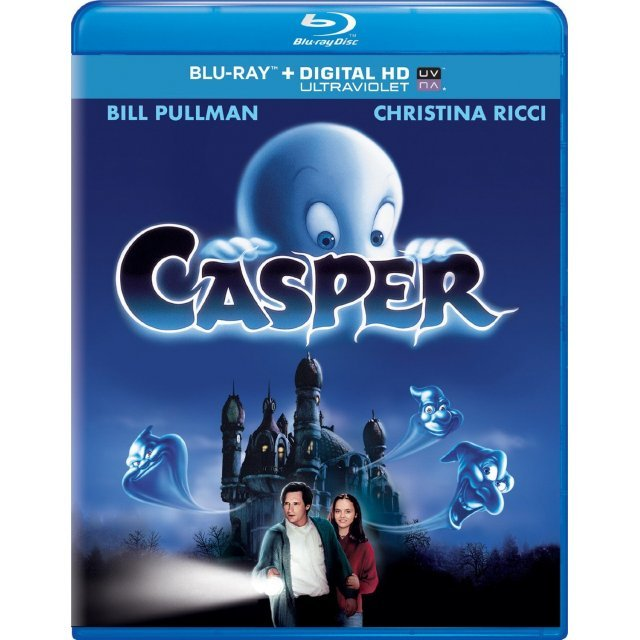 Casper [Blu-ray+Digital HD+UltraViolet]