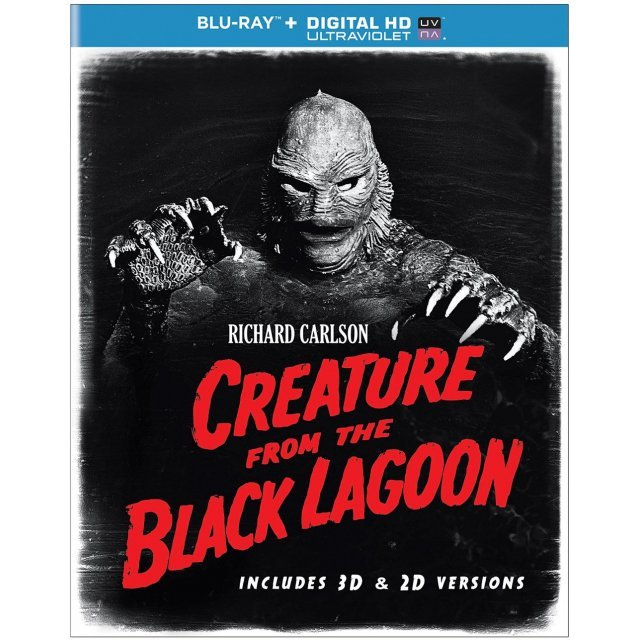 Creature from the Black Lagoon [Blu-ray+Digital HD+UltraViolet]