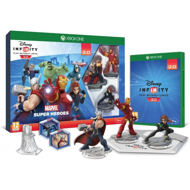 Disney Infinity: Marvel Super Heroes (2.0 Edition)