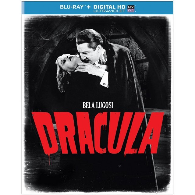 Dracula / Drácula (Spanish Version)  [Blu-ray+Digital HD+Ultraviolet]