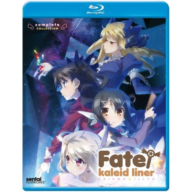 Fate/Kaleid Liner Prisma Illya: Complete Collection