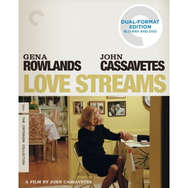 Love Streams [Blu-ray+DVD]