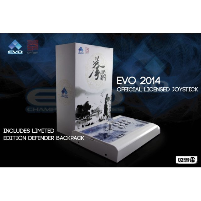 Qanba EVO 2014 Official Licensed Joystick [Limited Edition]