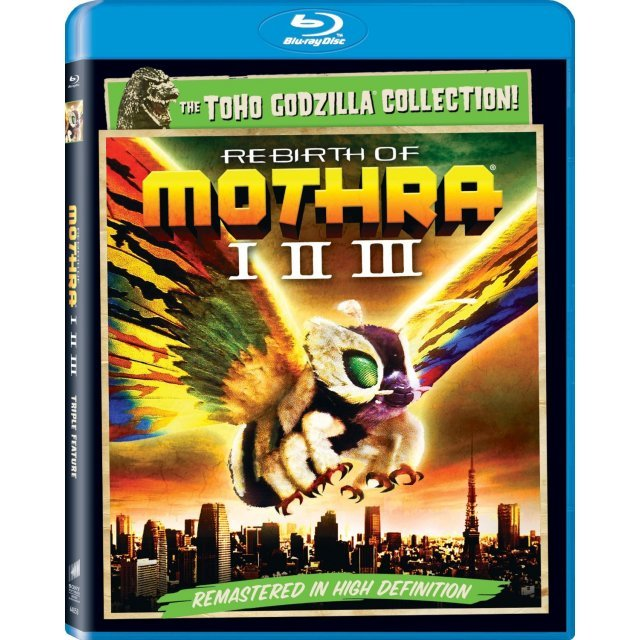 Rebirth of Mothra I II III