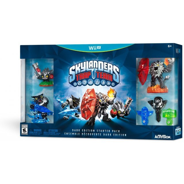 Skylanders Trap Team (Dark Edition)
