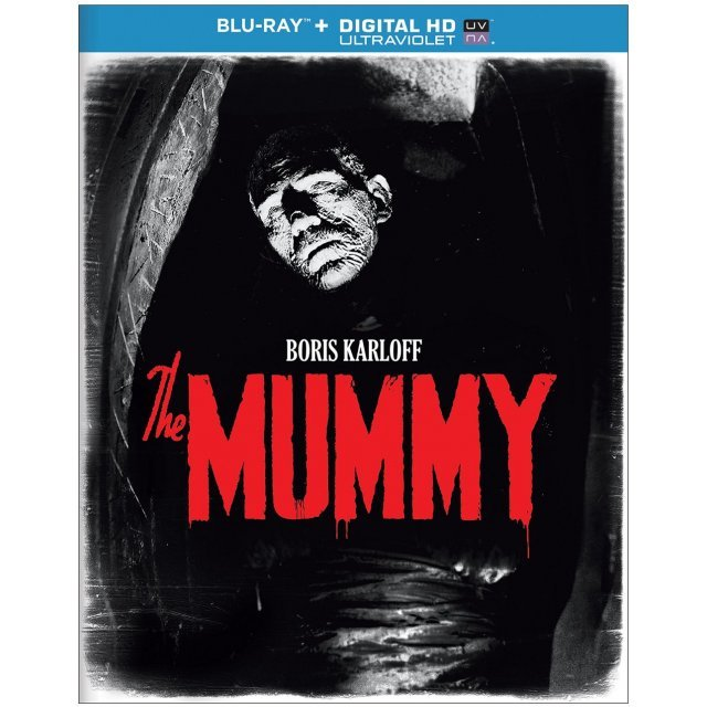 The Mummy [Blu-ray+Digital HD+UltraViolet]