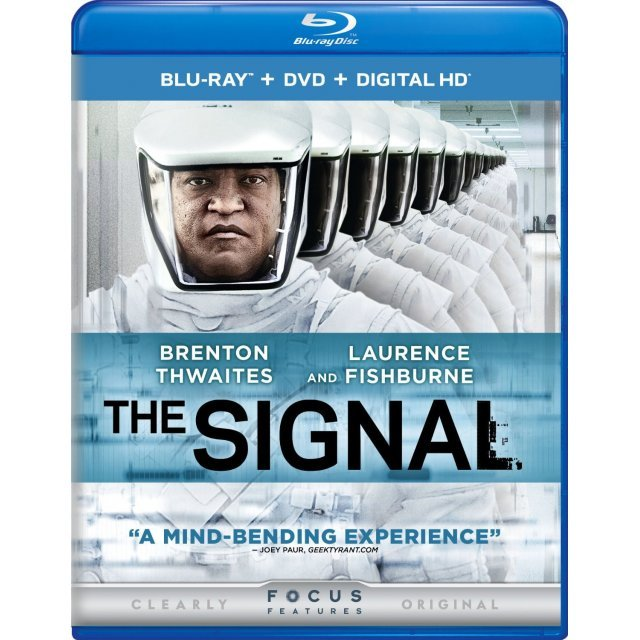 The Signal [Blu-ray+DVD+Digital HD]