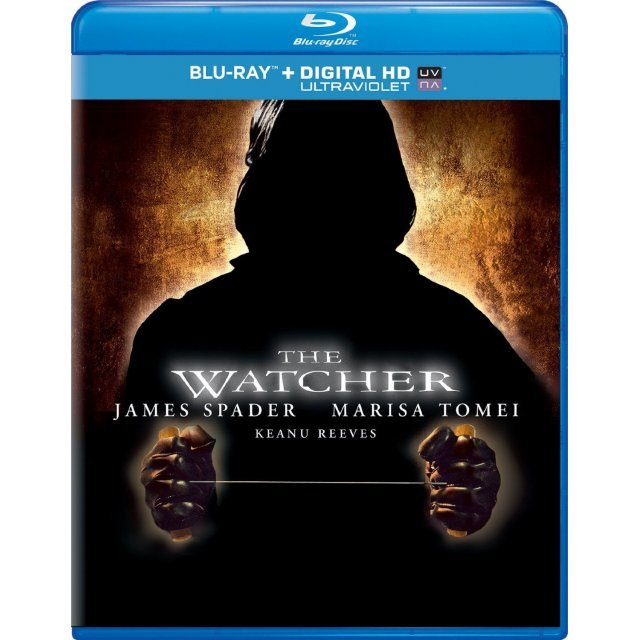 The Watcher [Blu-ray+Digital HD+UltraViolet]