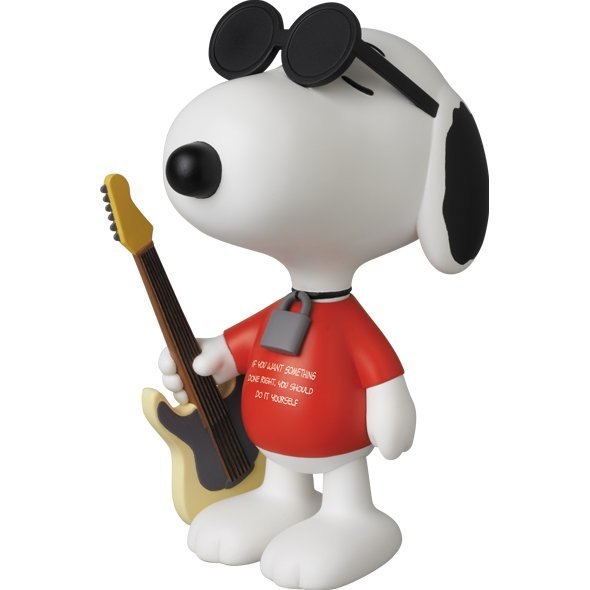 Vinyl Collectible Dolls Peanuts: Punk Snoopy