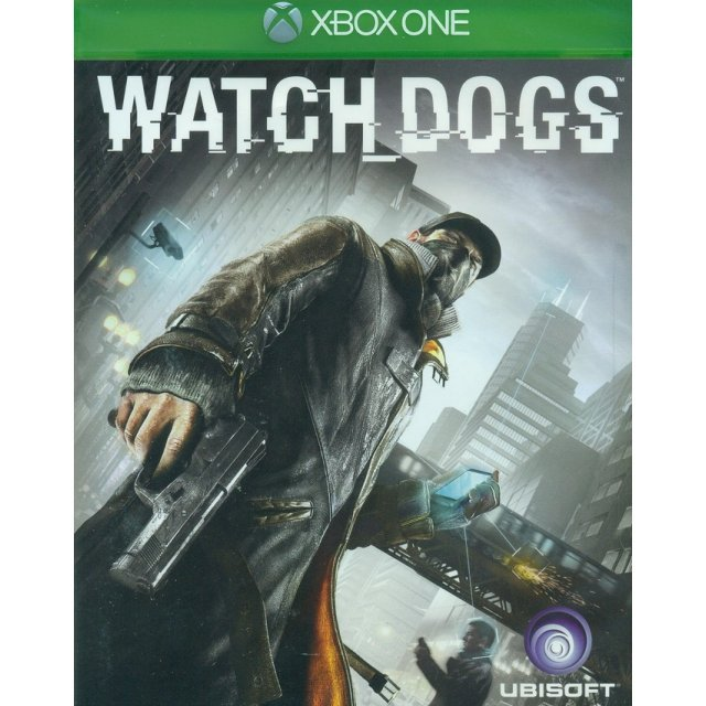 Watch Dogs (Chinese & English Sub)