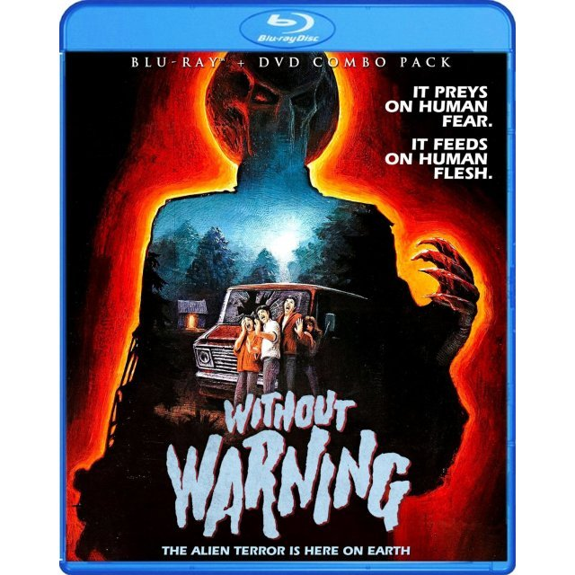 Without Warning [Blu-ray+DVD]