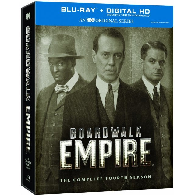 Boardwalk Empire - The Complete Fourth Season [Blu-ray+Digital HD]