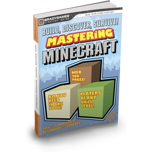 Build, Discover, and Survive! Mastering Minecraft Strategy Guide
