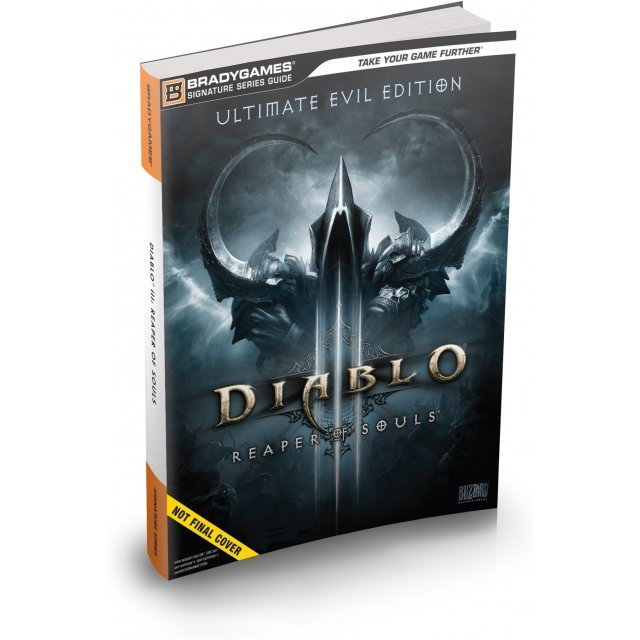 Diablo III: Ultimate Evil Edition Signature Series Strategy Guide