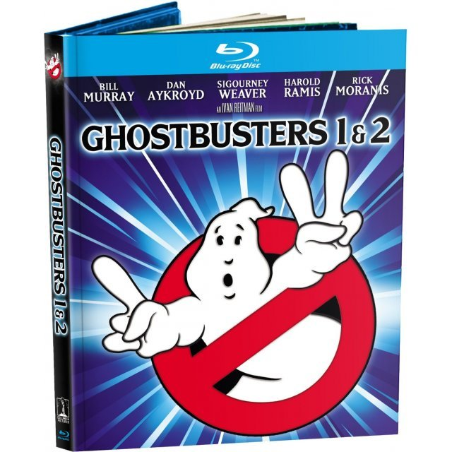 Ghostbusters 1 & 2 Double Pack