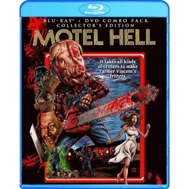 Motel Hell (Collector's Edition) [Blu-ra+DVD]