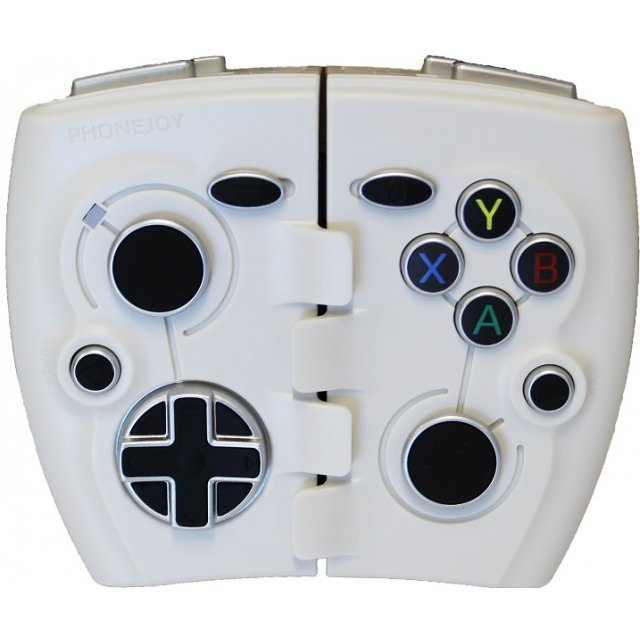 Phonejoy Bluetooth Game Controller (White)