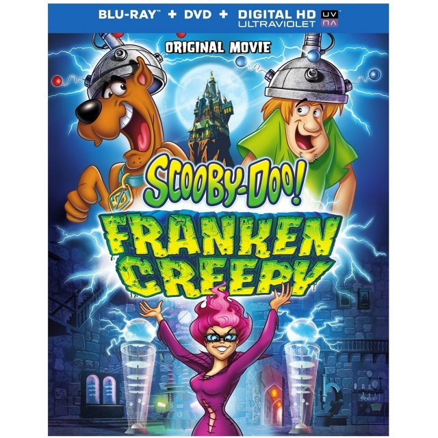 Scooby-Doo: Frankencreepy [Blu-ray+DVD+Digital Copy+Ultraviolet]
