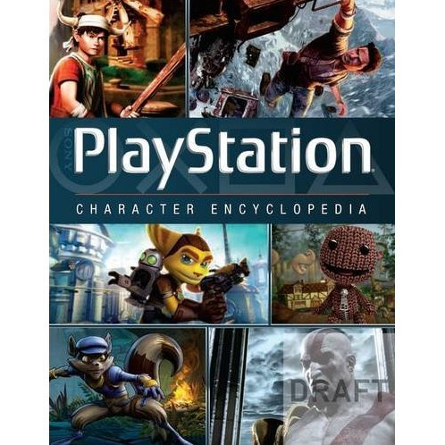 Sony PlayStation Character Encyclopedia (Hardcover)