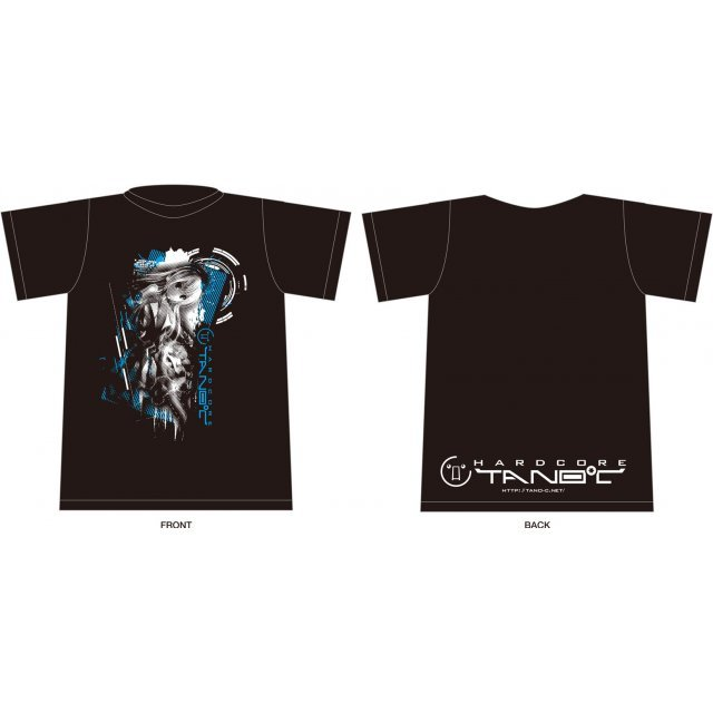 ZZZZZ HARDCORE TANO*C SYNDROME 8 T-Shirt Size: XL