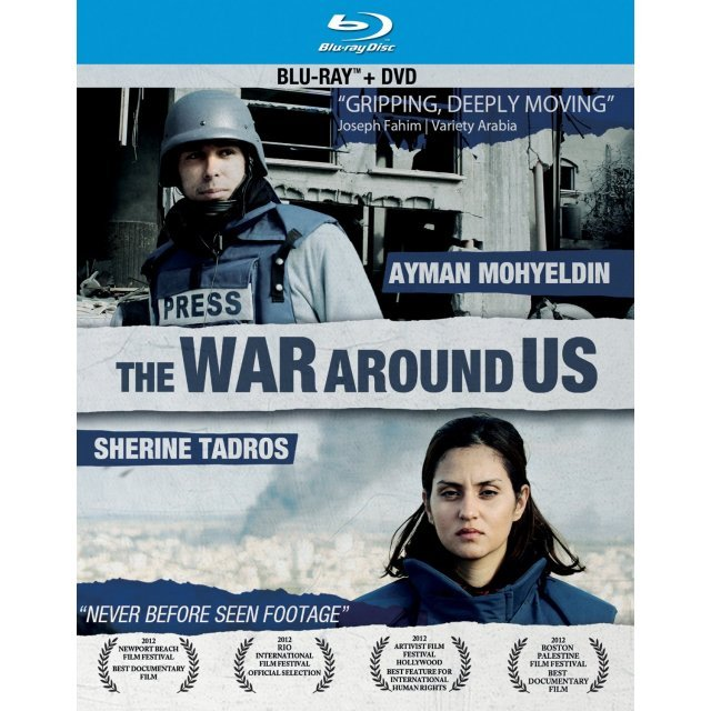 The War Around Us [Blu-ray+DVD]