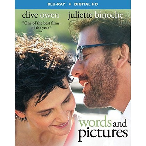 Words and Pictures [Blu-ray+Digital HD]