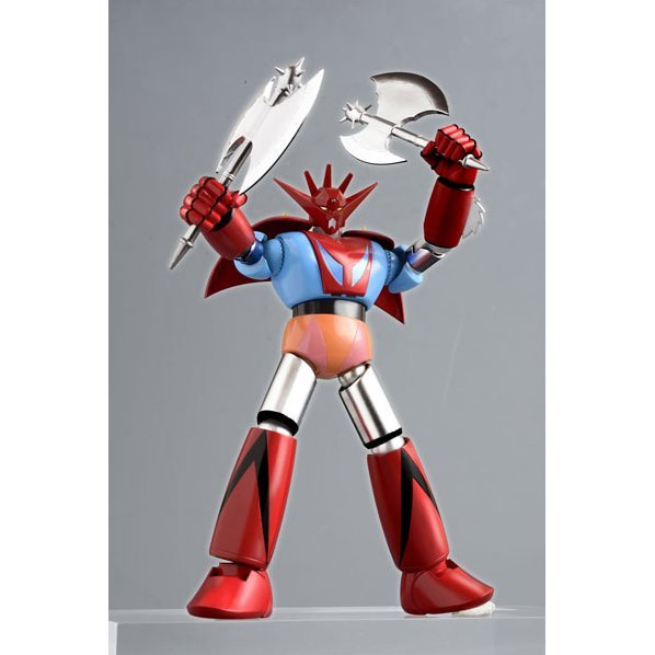 Dynamite Action Series No. 18 Getter Robo G: Getter Dragon Limited Edition Red Metallic Color
