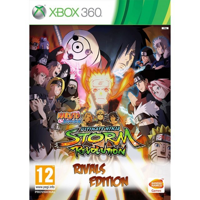 Naruto Shippuden: Ultimate Ninja Storm Revolution (Rivals Edition)