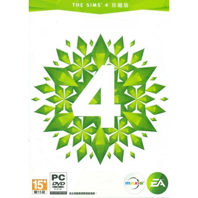 The Sims 4 (Collector's Edition) (DVD-ROM) (Chinese)