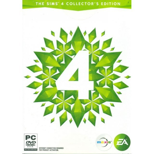 The Sims 4 (Collector's Edition) (DVD-ROM) (English)