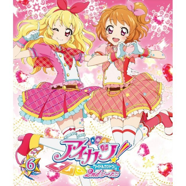 Aikatsu 2nd Season Vol.6
