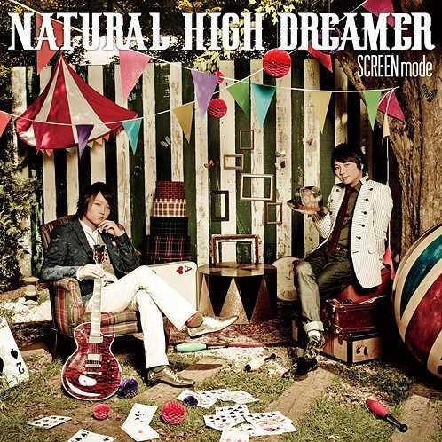 Natural High Dreamer [CD+DVD]