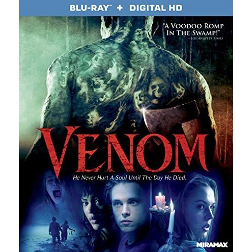 Venom [Blu-ray+Digital Copy]