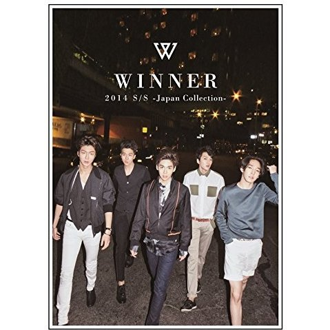 2014 S/s - Japan Collection [CD+DVD]