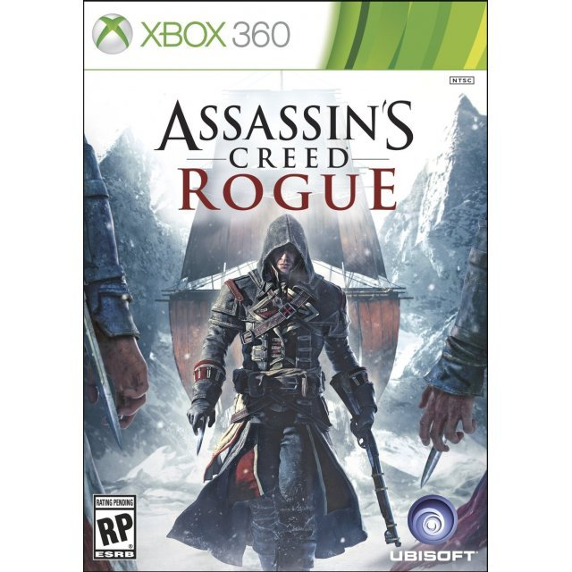 Assassin's Creed: Rogue (English)