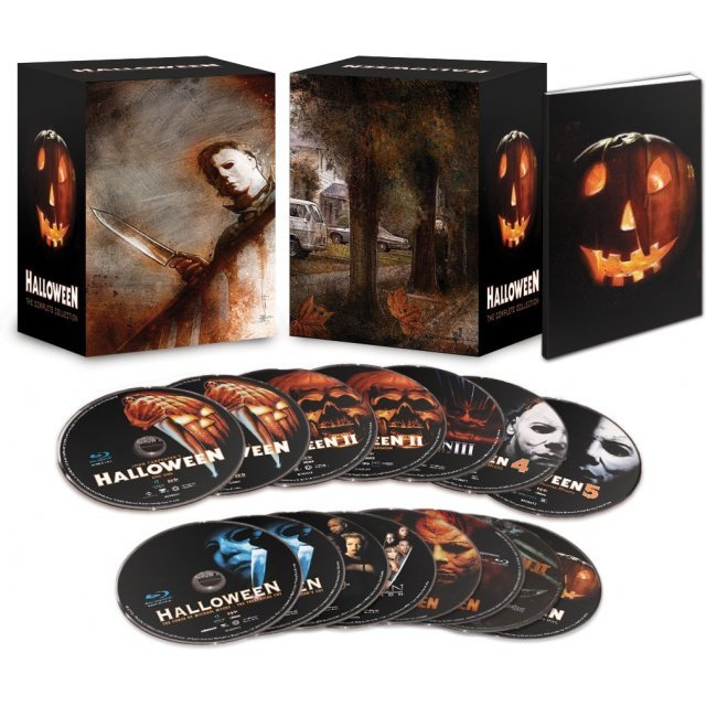 Halloween: The Complete Collection (Limited Deluxe Edition)