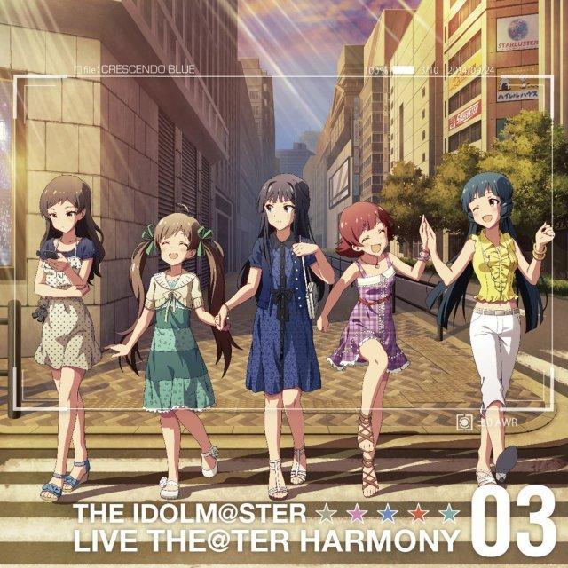 Idolm@ster Million Live - The Idolm@ster Live The@ter Harmony 03