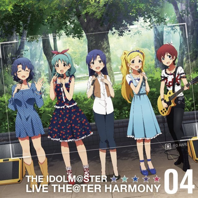Idolm@ster Million Live - The Idolm@ster Live The@ter Harmony 04