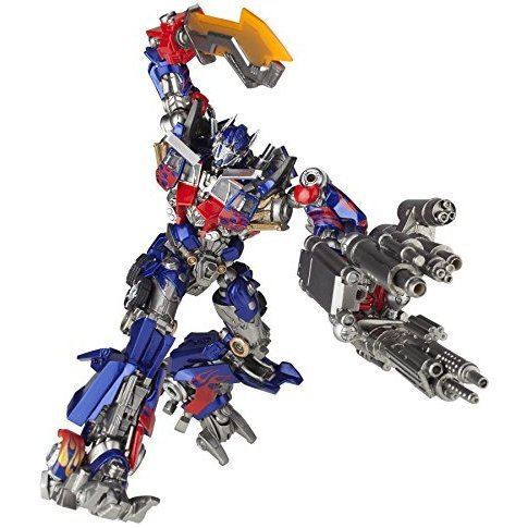 SCI-FI Revoltech Series No.030 Transformers: Optimus Prime New Package Ver.
