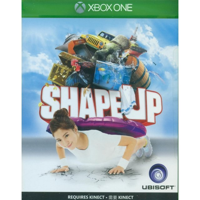 Shape Up (Chinese Sub)