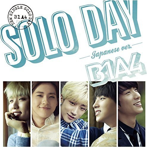 Solo Day (Japanese Version) [CD+DVD Limited Edition Type A]